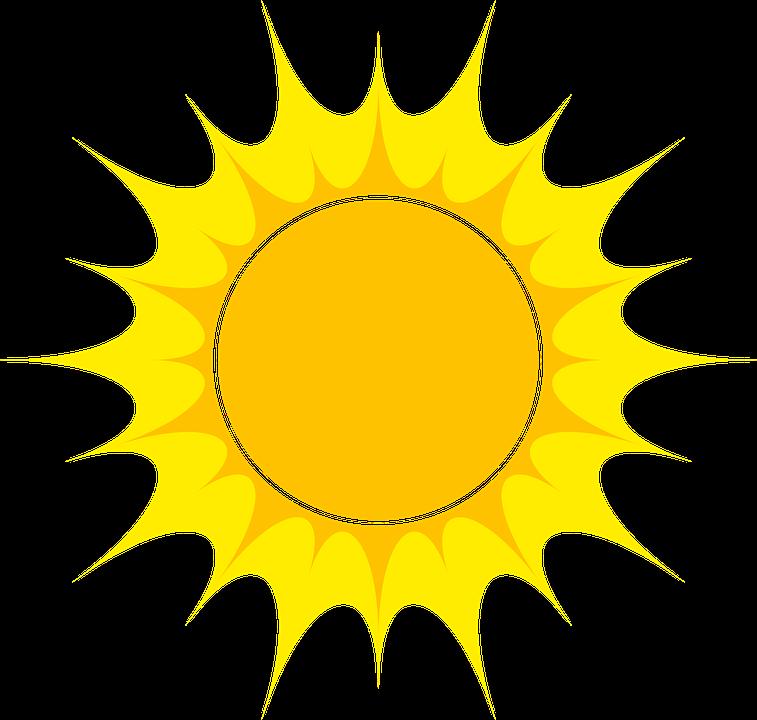 Sun, Astro, Vektor, Ray, Lichter, Ökologische, Licht