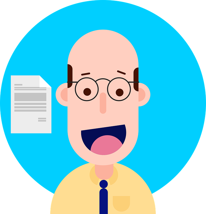 Free vector graphic Avatar Icon Document Free Image on