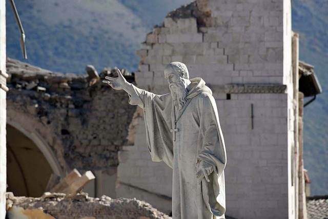 Free Photo Earthquake Norcia Earthquake Italy Free