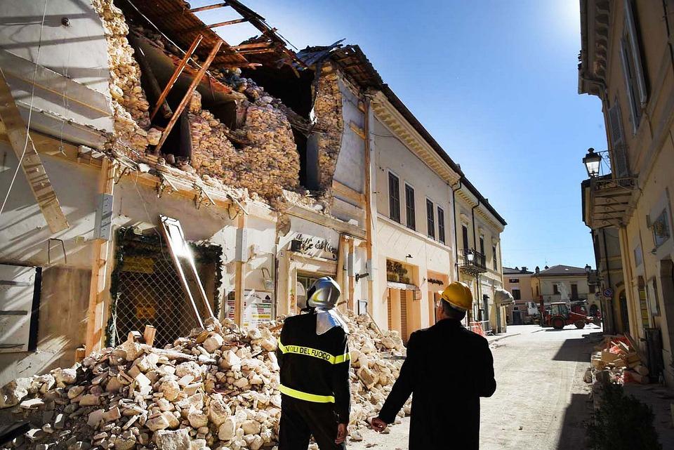 Terremoto, Terremoto Itália, Norcia