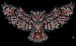 owl, art