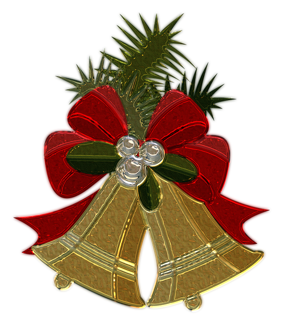 free illustration christmas bells metallizer free. Black Bedroom Furniture Sets. Home Design Ideas