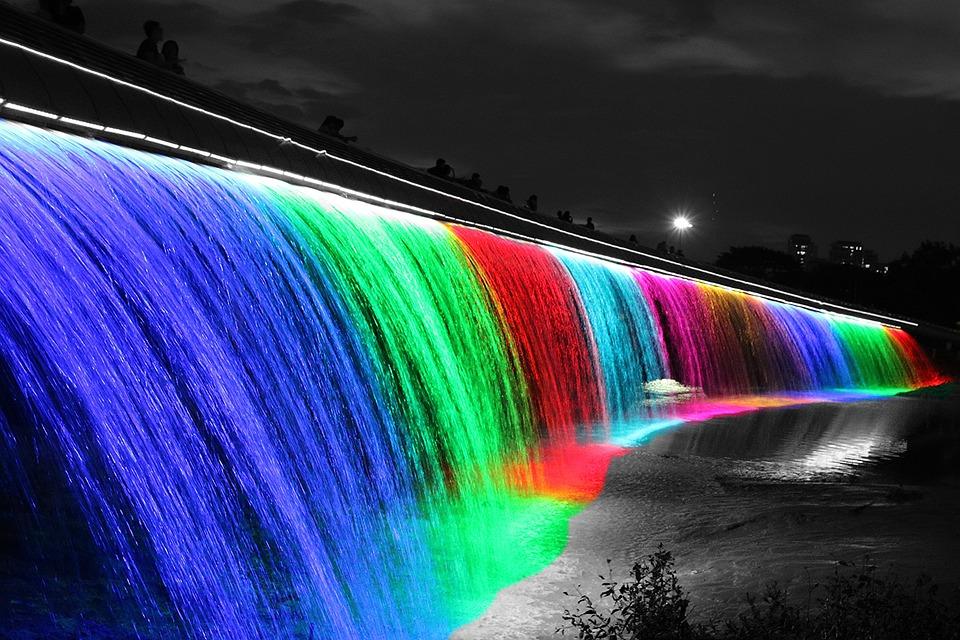 Gas Water Licht : Stern licht brücke ho chi minh · kostenloses foto auf pixabay
