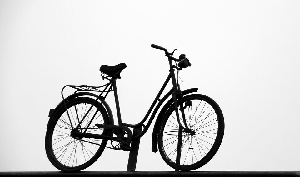 Free Photo Bike Black And White Bicycles Free Image On