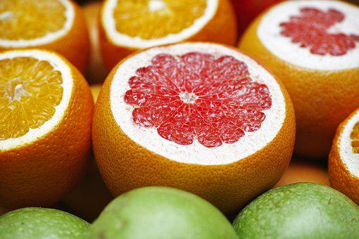 Orange Apple Fruit Health Nourishment Diet