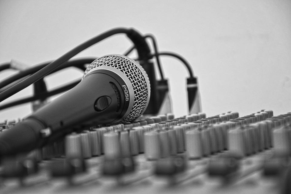 how to add background music to voice recording