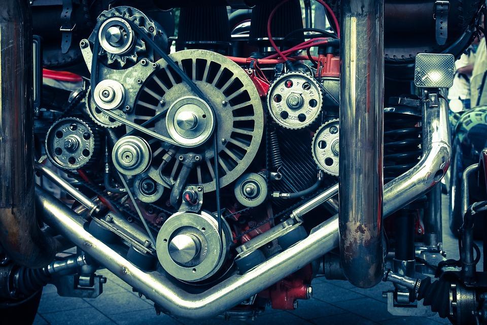 マシン, エンジン, テクニック, 車