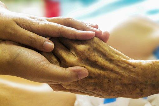Hospicio, De La Mano, Cuidar