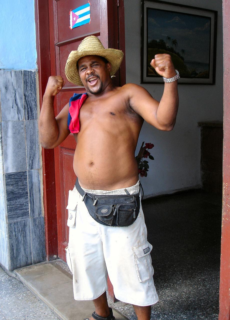 кубинские мужчины фото выбрал карьеру