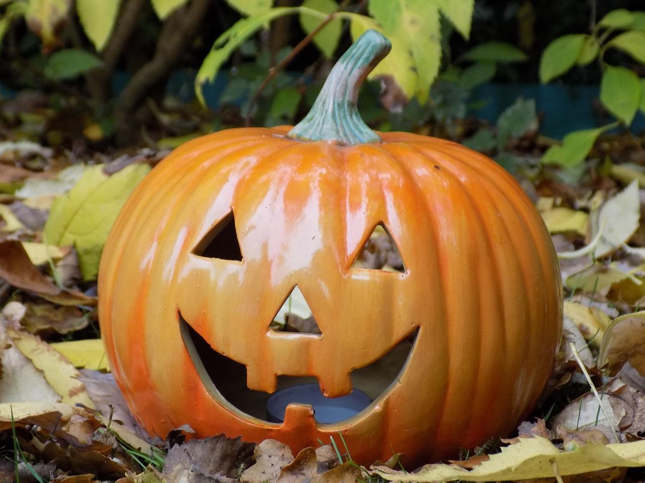 Своими руками тыква для хэллоуина