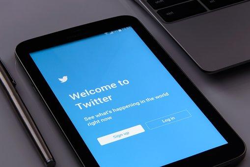 Twitter, Screen, Social, Phone