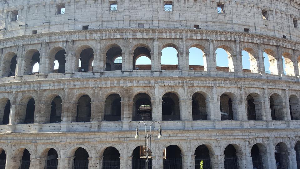 gammel rom