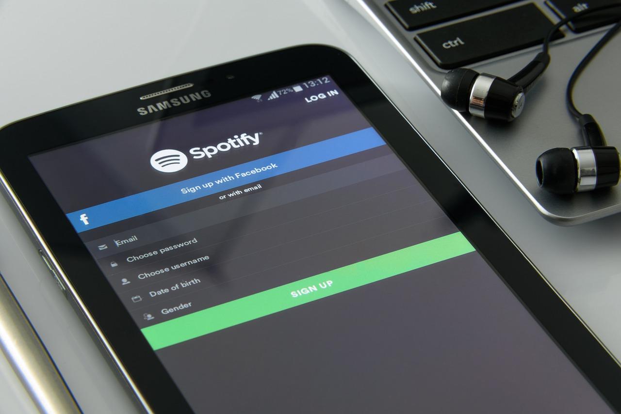 subir musica spotify