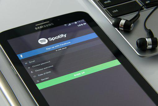 Music On Your Smartphone, Spotify