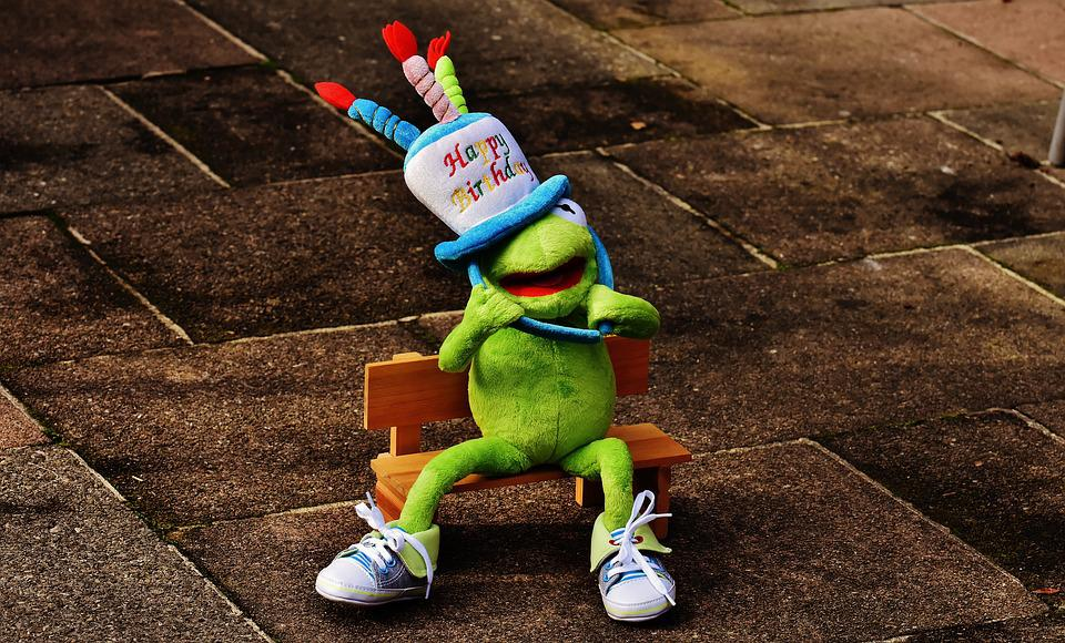 Birthday congratulations kermit free photo on pixabay birthday congratulations kermit frog greeting card m4hsunfo