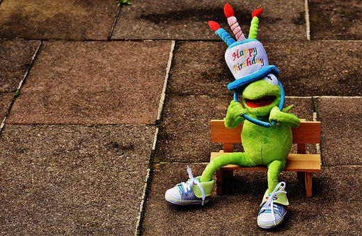 Kermit Geburtstag
