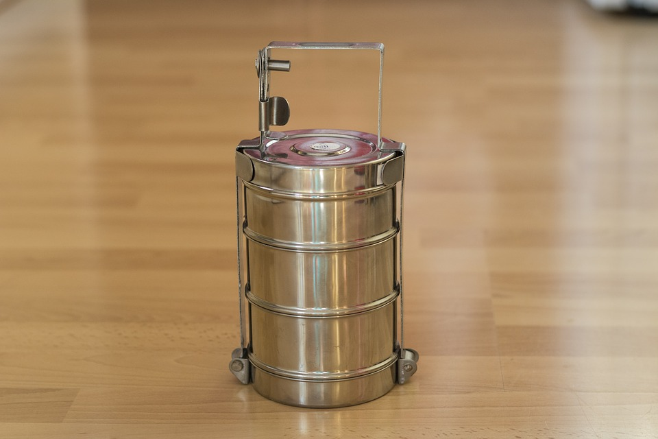 Tiffin, India, Pan, Pans, Lunch, Stainless Steel, Shiny,Small Business Ideas in Hindi