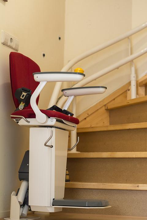 Stair Lift, Elevator, Trap, Adjustment, Disabled, Tool
