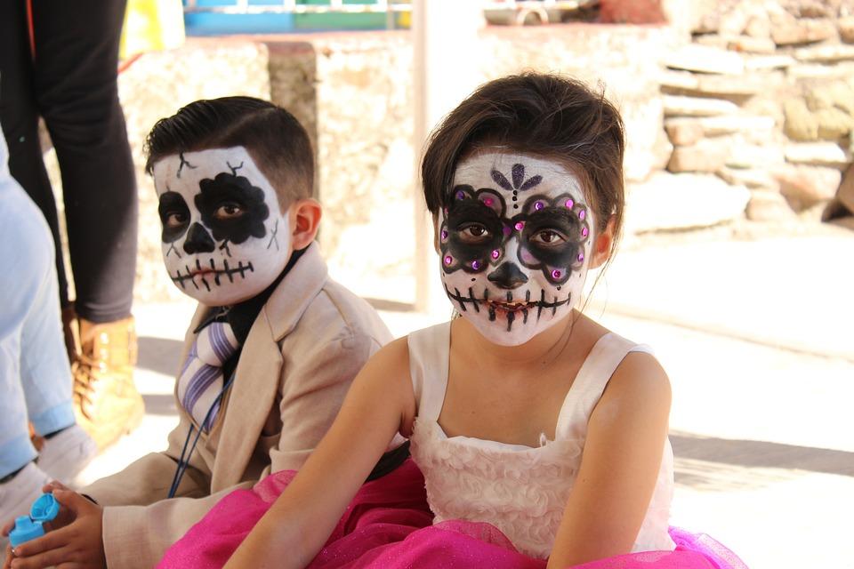 Dag Halloween.Halloween Kostuum Dag Van De Doden Gratis Foto Op Pixabay