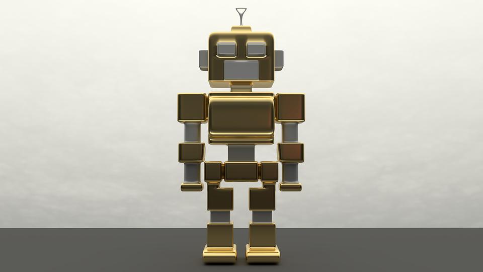 Robot, Metalen, Kunstmatige Intelligentie, Androïde, Ai