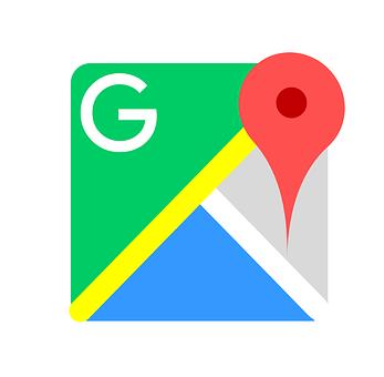 Google Maps, Navigation, Gps, Maps, Logo