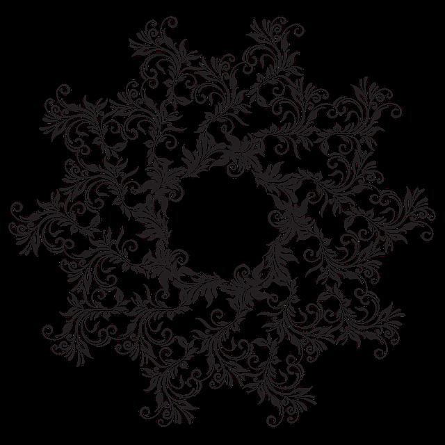 kostenlose illustration  mandala  muster  kreis