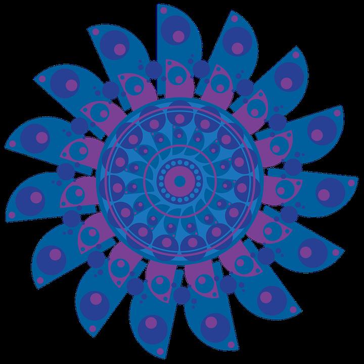 c6c1446af16 Mandala Patroon Cirkel - Gratis afbeelding op Pixabay