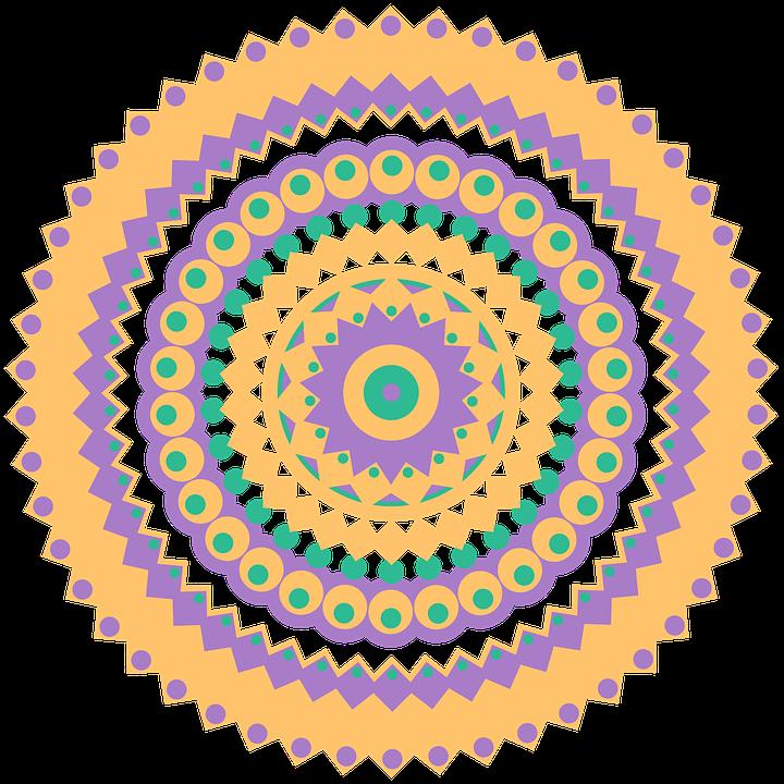 6ed7db29663 Mandala, Patroon, Cirkel, Meetkundig, Vormen, Abstract