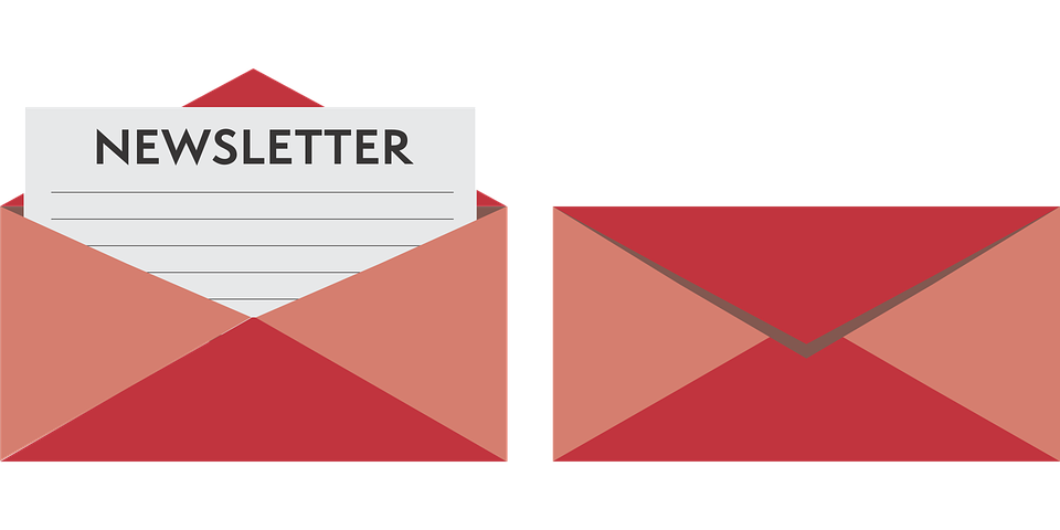 icon letter newsletter 183 free vector graphic on pixabay