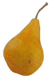 Pear, Bosc, Bosc Pear, Fruit, Healthy
