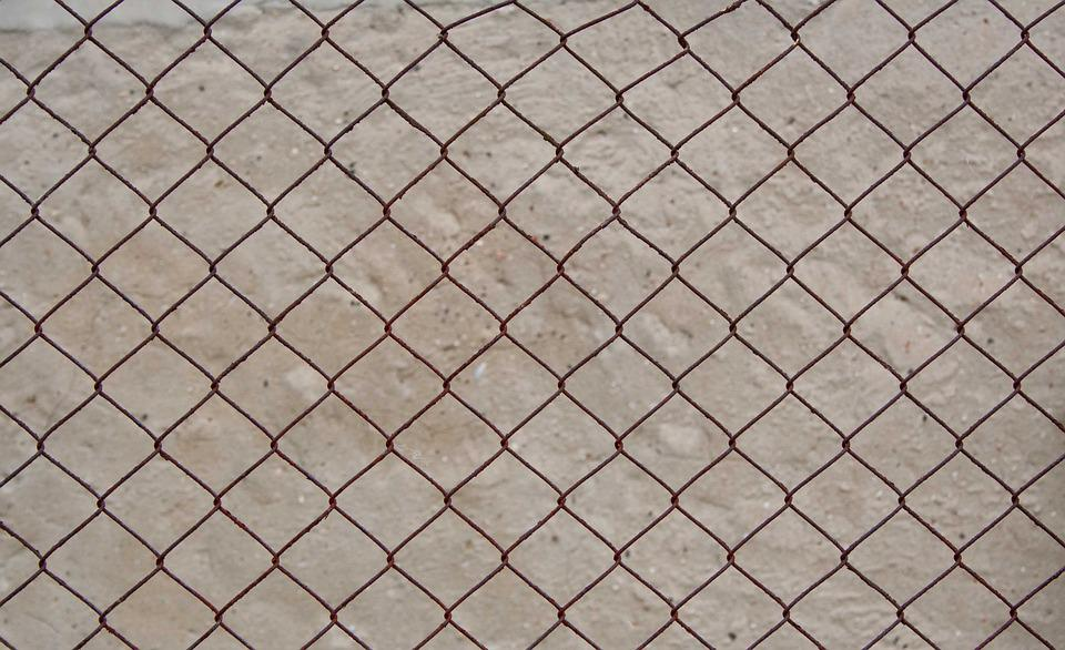 Wire Mesh Fence Texture Background · Free photo on Pixabay