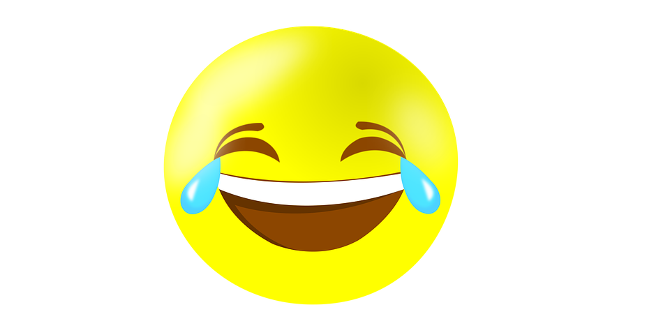 Emogi, Smile, Emotion, Emoticon, Crying With Laughter
