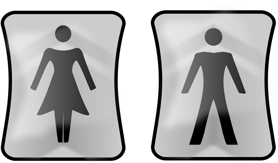 Bathroom Sign Logo Vector toilet, signs - free pictures on pixabay