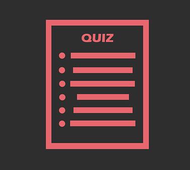 Quiz, Exam, Test, Examination, Student