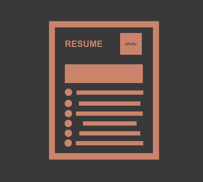 A Resume Format