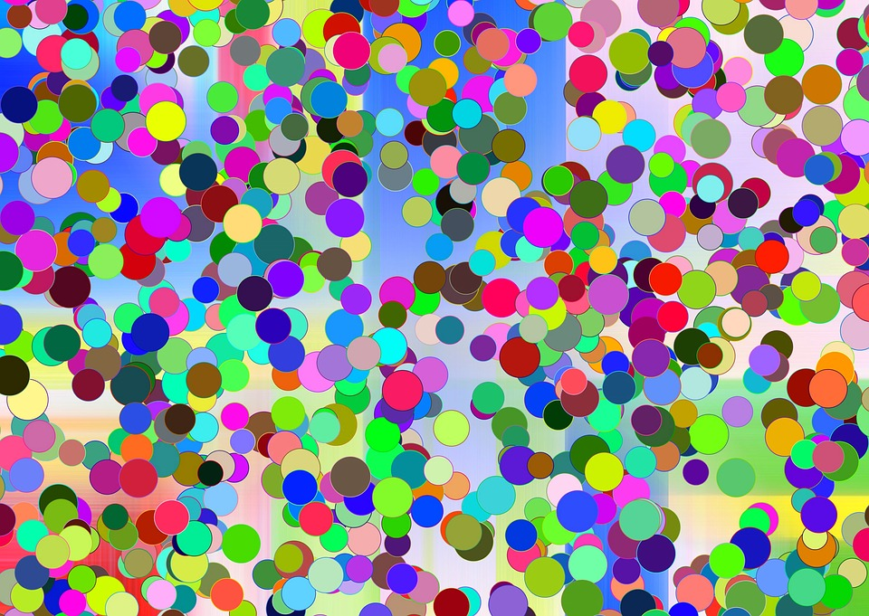 confetti background texture free image on pixabay