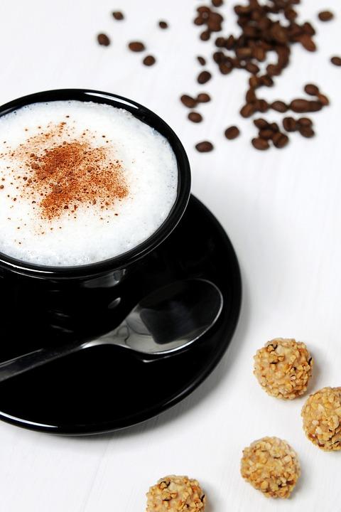 Cappuccino koffiepauze pauze gratis foto op pixabay - Bilder cappuccino ...