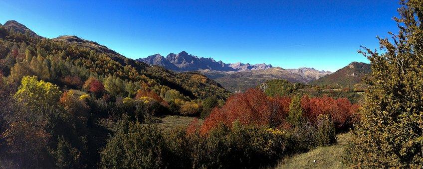 Panticosa, Mountain, Landscape