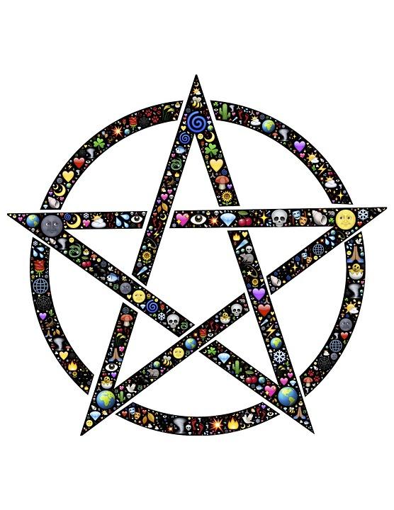 Pentacle Pentangle Star Free Image On Pixabay