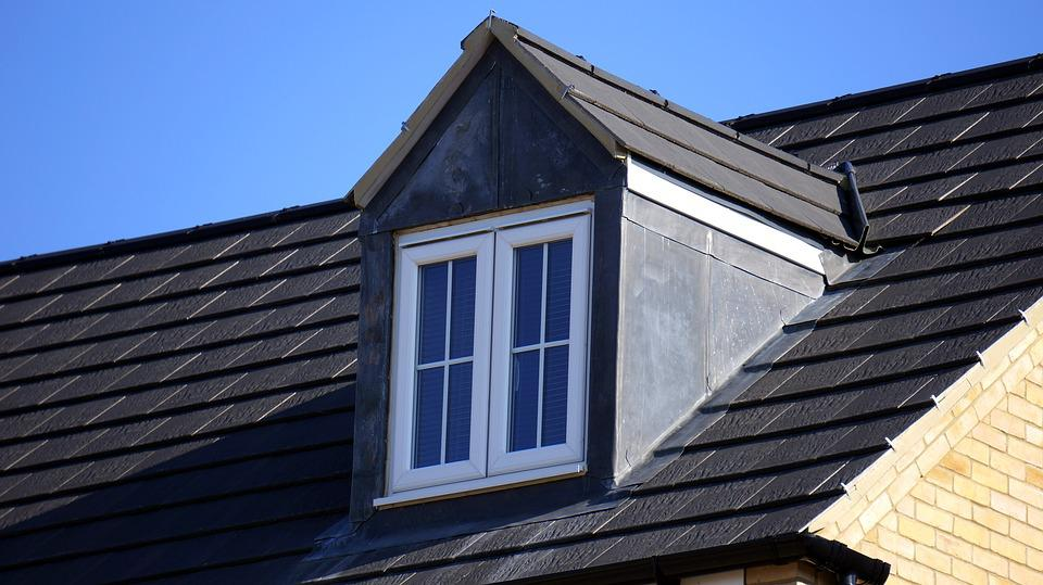 Window, House, Home, House Window, Estate, Building