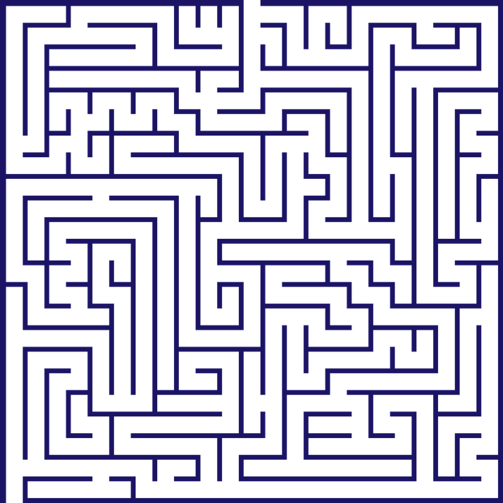 maze lost confusing free image on pixabay