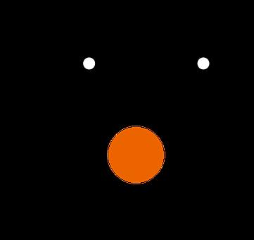 Red Nosed, Smiley, Face, Emoji, Emoticon