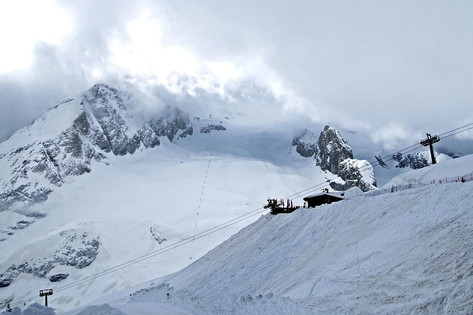 Arabba, Dolomity, Dolomiti Superski, Veneto, Belluno