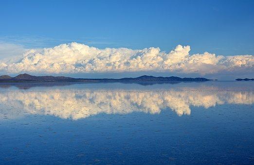 Desierto de Sal, Salar de Uyuni, Bolivia