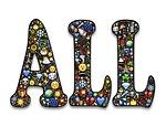 all, emoji, nature