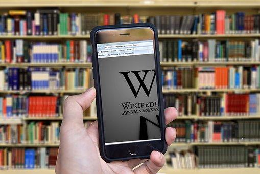 Wikipédia, Livros, Livre, Temas, Mão