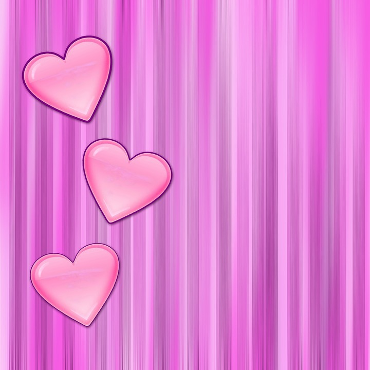 background heart pink free image on pixabay