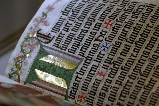 De Middeleeuwen, Geschiedenis, Document