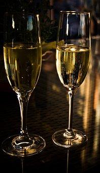Champagne, Anniversario, Bevande