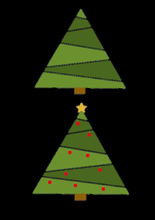 navidad rbol bolas estrella abeto